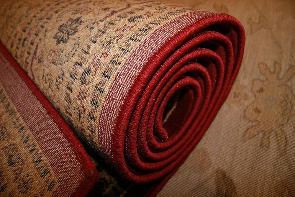 At gøre rent med tæpperens med tanke på miljøet